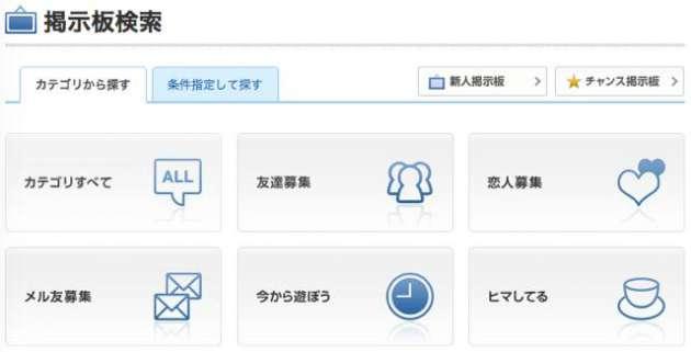 YYCの掲示板検索を攻略する