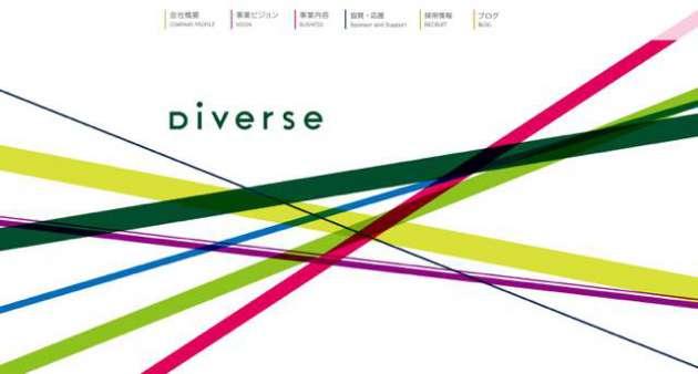 YYCを運営しているのは株式会社Diversというmixiの子会社